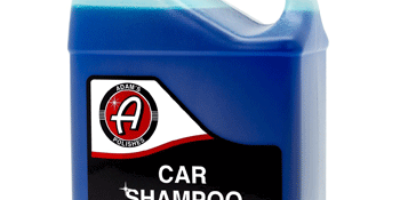 Adam's NEW Car Wash Shampoo Gallon