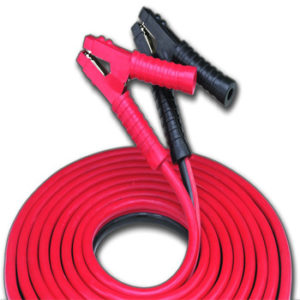 Bayco (SL-3010) 25' 800 Amp Extreme-Duty Booster Cable with Extra Heavy-Duty Jaw Design