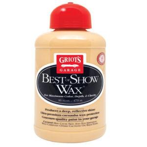 Griot's Garage 11171 Best of Show Wax - 16 oz.