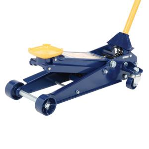 Hein-Werner HW93642 Blue Hydraulic Service Jack - 2 Ton Capacity