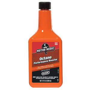 Motor Medic by Gunk M5112 Octane Performance Booster - 12 oz.