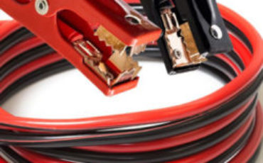 OxGord 4 Gauge 500 Amp Extra Long 25 Feet Heavy Duty Super Power Booster Starter Commercial Grade Jumper Cables