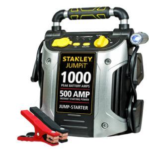 Stanley J509 1000 Peak Amp Jump Starter