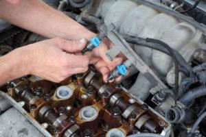 fuel injector 3