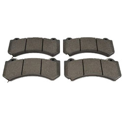 ACDelco 171-1040 GM Original Equipment Front Disc Brake Pad Kit