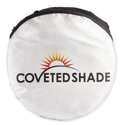 Car Windshield Sunshade by Coveted Shade