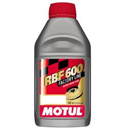 Motul RBF600 Synthetic DOT 4 Brake Fluid