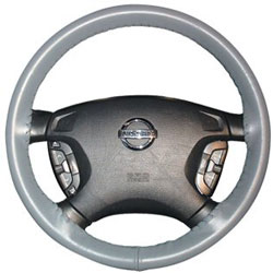 Universal Size AXX Wheelskins Original Genuine Leather Steering Wheel Cover