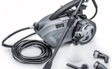 THE FORCE 1800 - POWERHOUSE INTERNATIONAL - PULL BEHIND - 1.6 GPM 1800 PSI (2600 PSI - IPB) Electric Pressure Washer