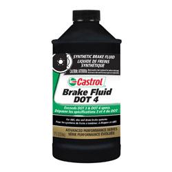 Castrol 12509-12PK DOT-4 Brake Fluid