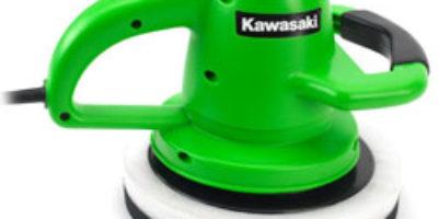 Kawasaki 840580 10-Inch Ergonomic Orbital Waxer