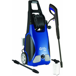 AR Blue Clean 1900 PSI Electric Pressure Washer with Spray Gun