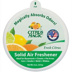 Citrus Magic Solid Air Freshener