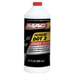 MAG1 120-pk12 Premium DOT 3 Brake Fluid