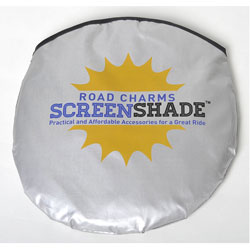 Road Charms Car Sunshade