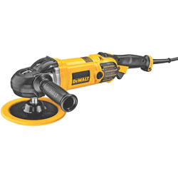 DEWALT DWP849X 7-Inch 9-Inch Variable Speed Polisher
