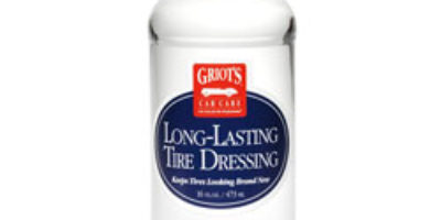 Griot's Garage 11044 Long Lasting Tire Dressing