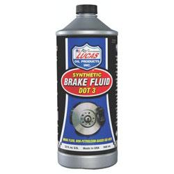 Lucas Oil 10826 Brake Fluid