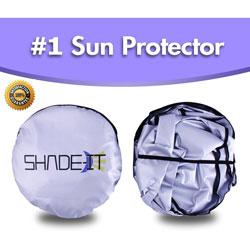 Windshield Sun Shade -by Shade-It