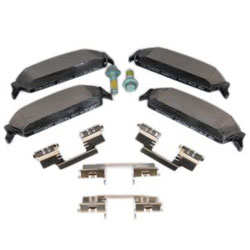 ACDelco 171-0999 GM Original Equipment Rear Disc Brake Pad Set
