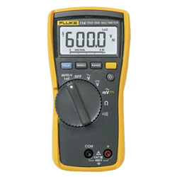 Fluke 114 Electrical Multimeter,