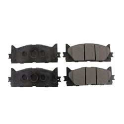 Toyota Genuine Parts 04465-06100 Front Brake Pad Set