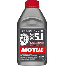 Motul Brake fluid, DOT 5.1 (N-S)