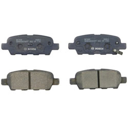 BOSCH BC905 QUIETCAST PREMIUM DISC BRAKE PAD SET