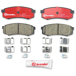 Brembo P83024N Rear Disc Brake Pad