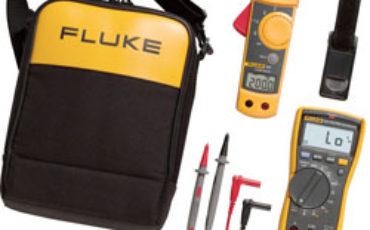 Fluke FLUKE-117 323 KIT Multimeter and Clamp Meter Combo Kit