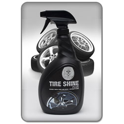 TIRE SHINE PLUS by Croftgate USA
