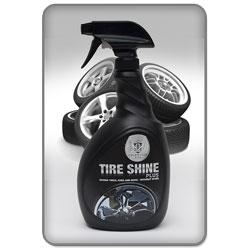 TIRE SHINE PLUS by Croftgate USA