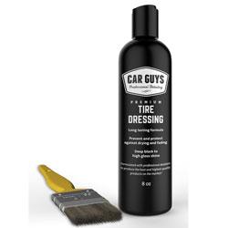 Tire Shine Gel - High Gloss to Matte Tire Black