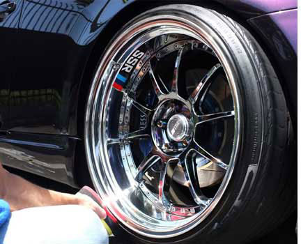 tire shine reviews