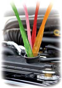antifreeze colors