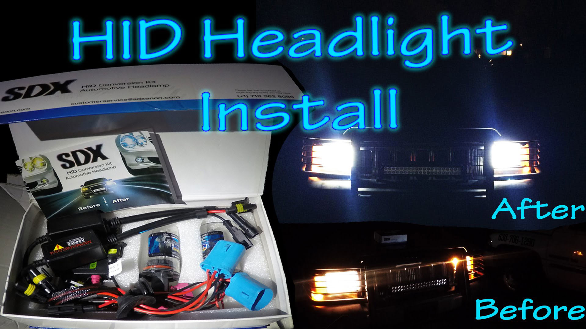 10 best hid conversion kits reviews ultimate buying guide 2018 how to install hid conversion kit nvjuhfo Choice Image