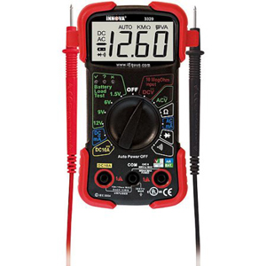 New -INNOVA 3320 Auto-Ranging Digital Multimeter