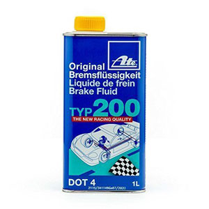ATE 706202 Original TYP 200 DOT 4 Brake Fluid