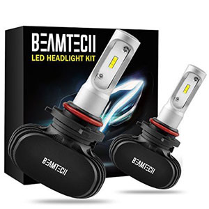 BEAMTECH 9005 LED Headlight Bulb