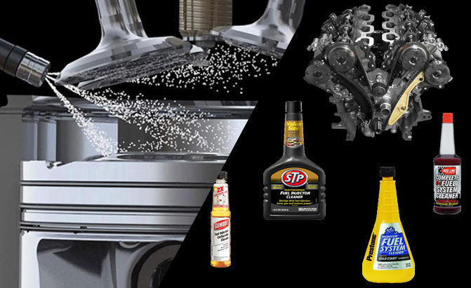 Fuel Injector Cleaner Reviews