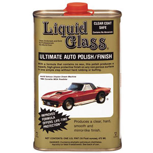 Liquid Glass LG-100 Ultimate Car Wax