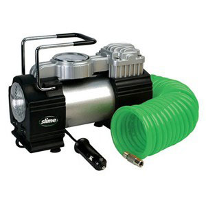 Slime Pro Power Heavy-Duty 12-Volt Tire Inflator