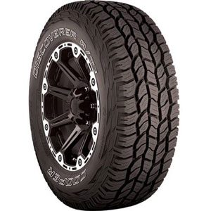 116T Cooper Discoverer A/T3 Traction Radial Tire
