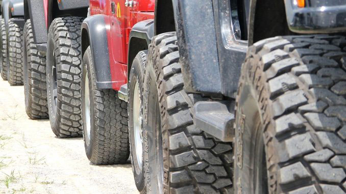 What are All Terrain Tires