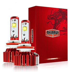 Akarui CREE LED Headlight Bulbs