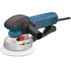 Bosch Power Tools - 1250DEVS - Electric Orbital Sander, Polisher