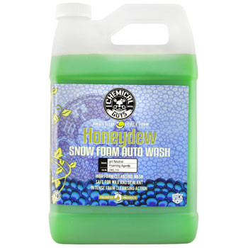 Chemical Guys Honeydew Snow Foam Car Wash Soap and Cleanser