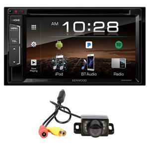 Kenwood DDX25BT DVD Monitor Bluetooth Receiver