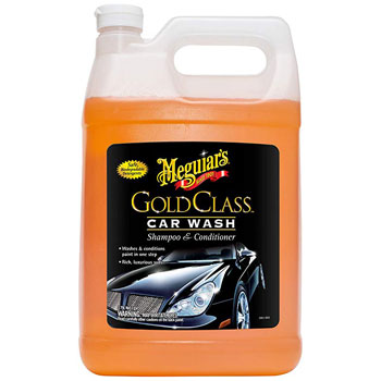 Meguiars G7101FFP Gold Class Car Wash Shampoo