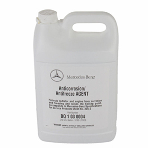Mercedes Benz Engine Coolant/Antifreeze